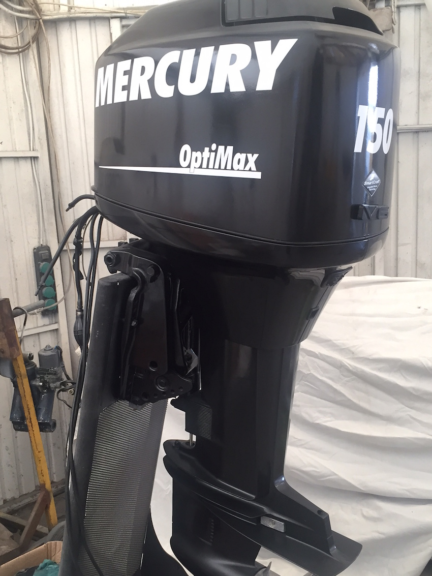 products motor mercury 150hp 1 - Honda Marine