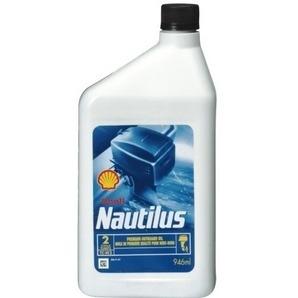products s 767237 mlb26940077323 032018 o - Óleo Shell Nautilus 1lt Premium Outboard