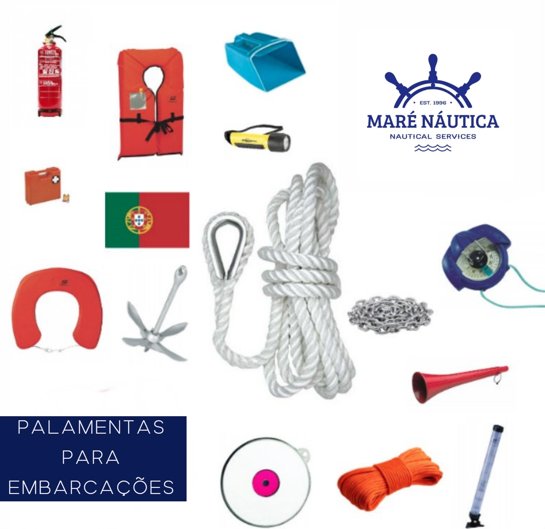 products palamentas marenautica 1 - Palamenta Classe 5 Para Barcos até 5 metros